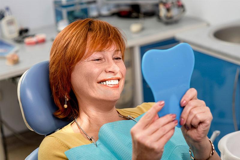 dental bridgework