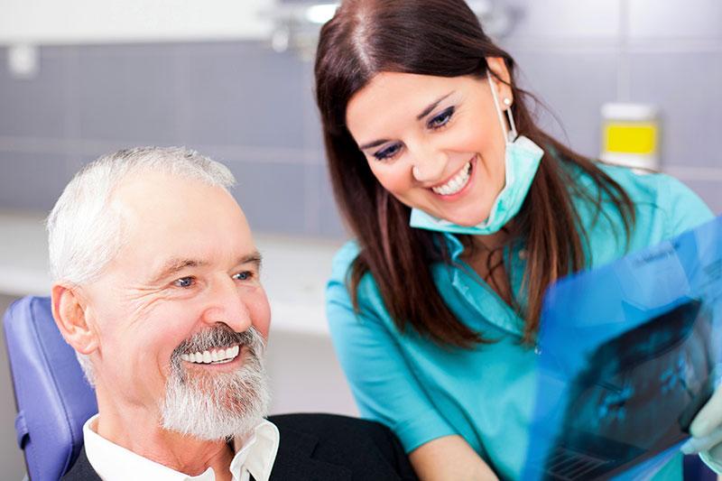 Dental Implants - Olympic Family Dentistry, Los Angeles Dentist